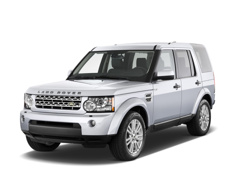 LAND ROVER DISCOVERY - 2015