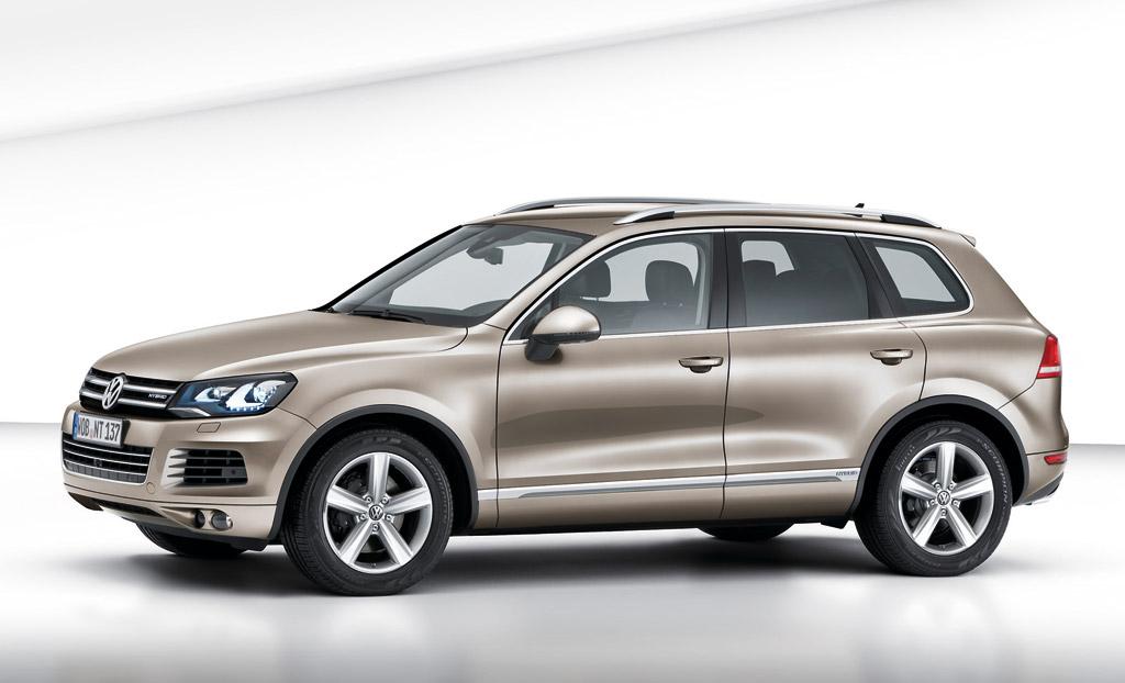 VW TOUAREG - 2012